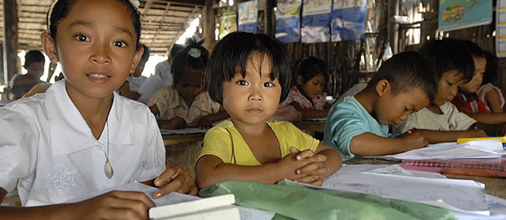 ©I Lesser Cambodge