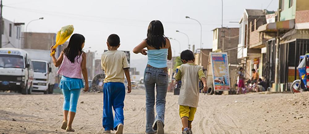 Enfants en situation de rue
