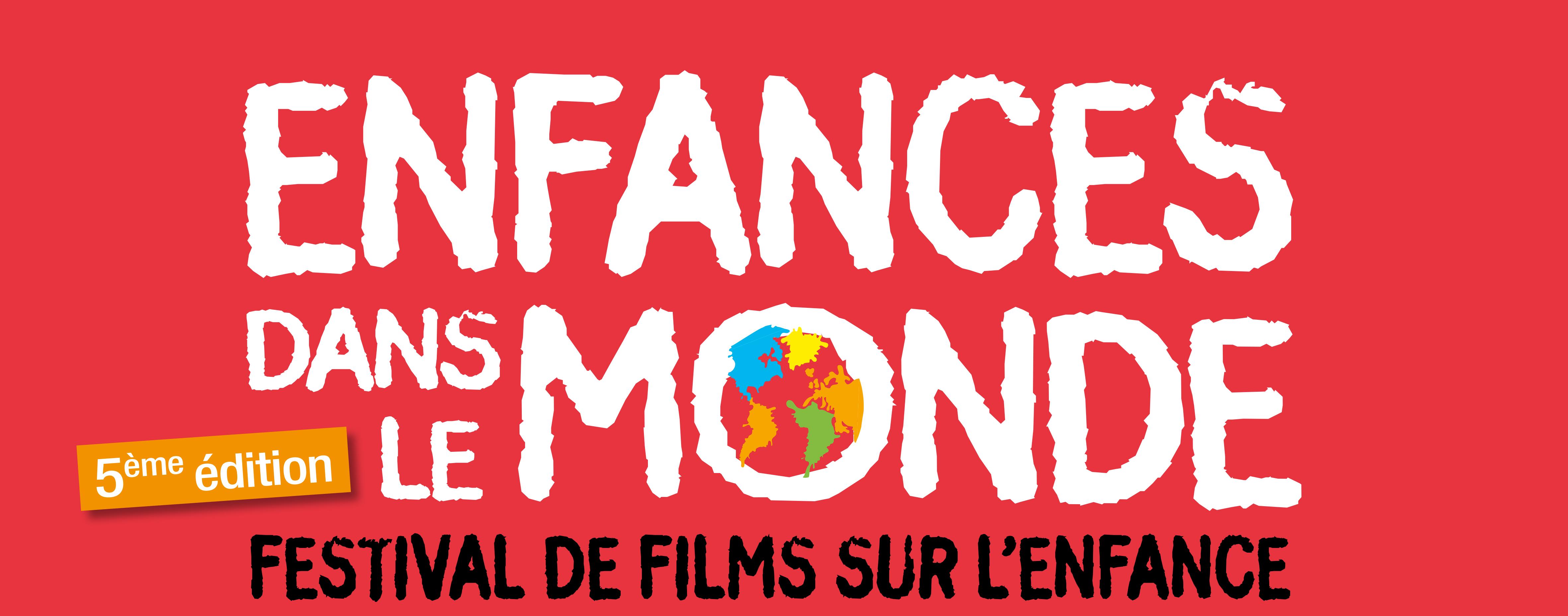 5e édition du festival Enfances dans le monde