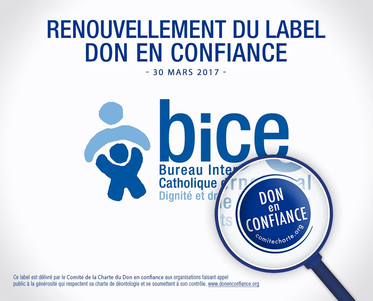 Super BICE : ONG de protection des droits de l'enfant FN41