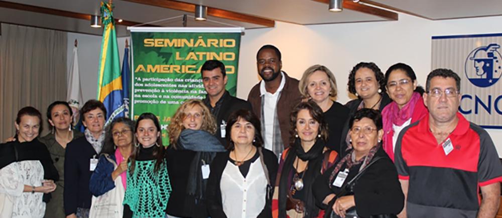 Créer des synergies pour la bientraitance en Amérique latine