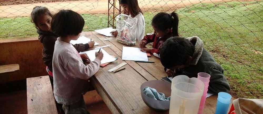 Projet enfants des rues en Argentine