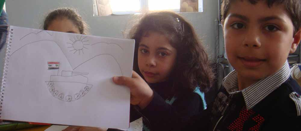 ©BICE Syrie 2014