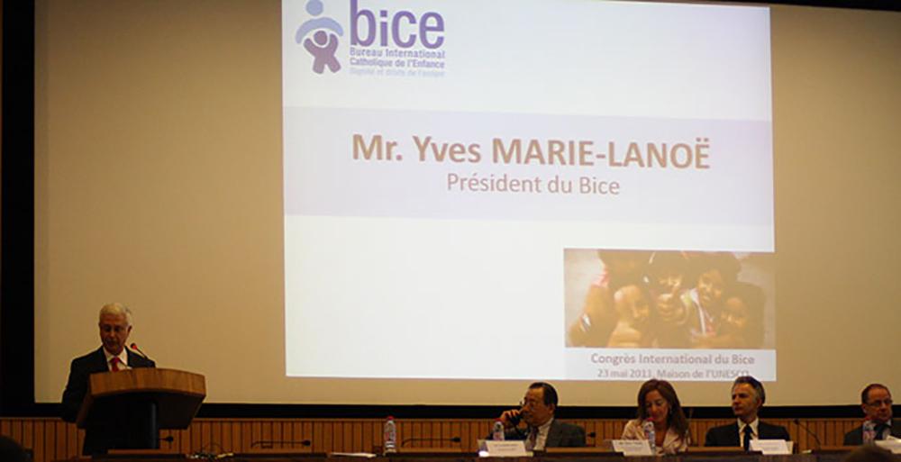 Droit à l'éducation - Congrès international du BICE en 2011