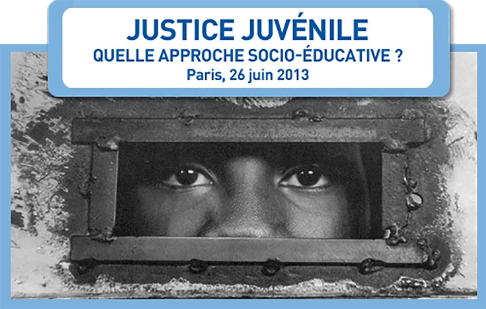Justice juvénile - Congrès international du BICE en 2013