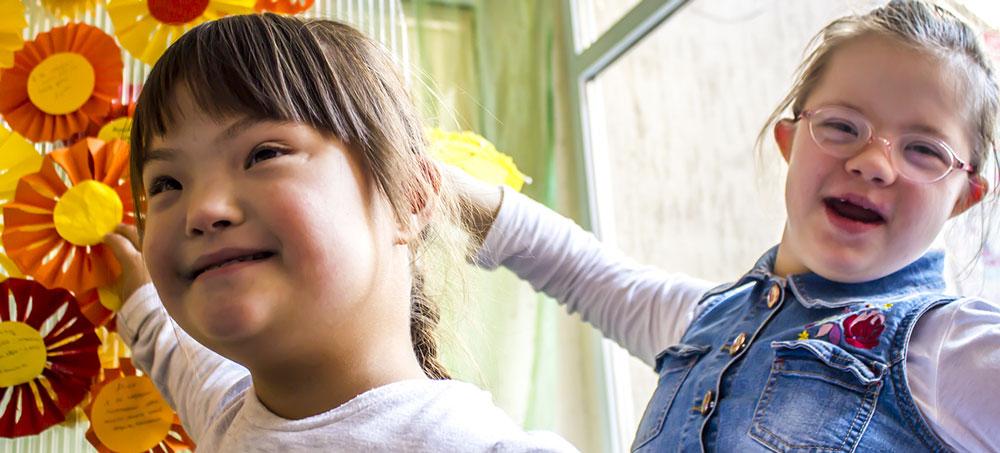 Enfants en situation de handicap au Kazakhstan : projet « Changer une vie »