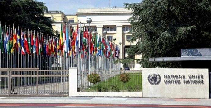 Résolutions - Palais des Nations à Genève