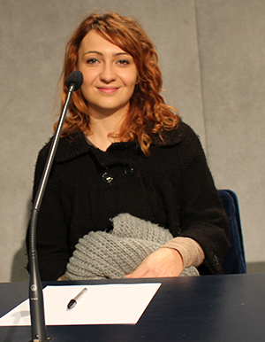 laetitia conseil justice paix rome