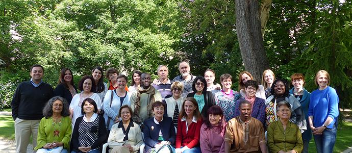 Quelques représentants d'associations partenaires et membres du BICE - ©BICE - mai 2015