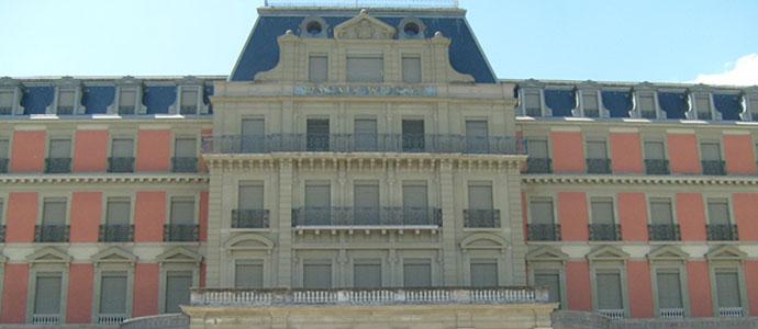 Façade du Palais Wilson à Genève - ©Moumou82