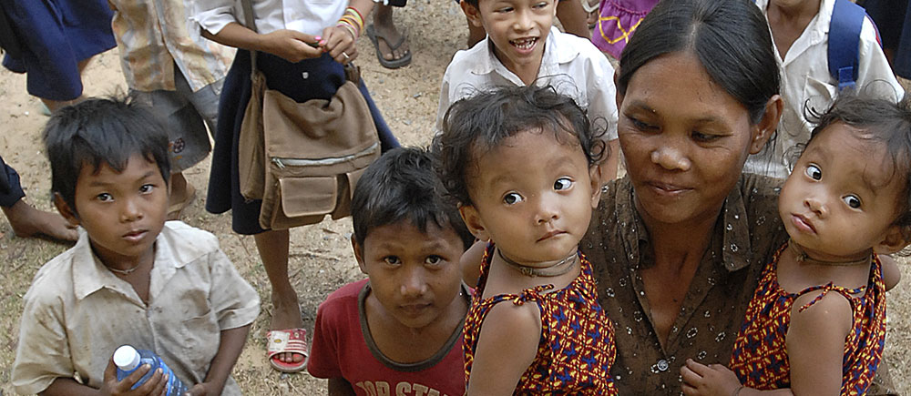 ©I. Lesser Cambodge - 2008