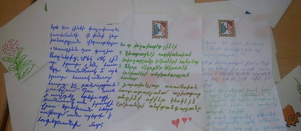 Arbre à idées en Arménie