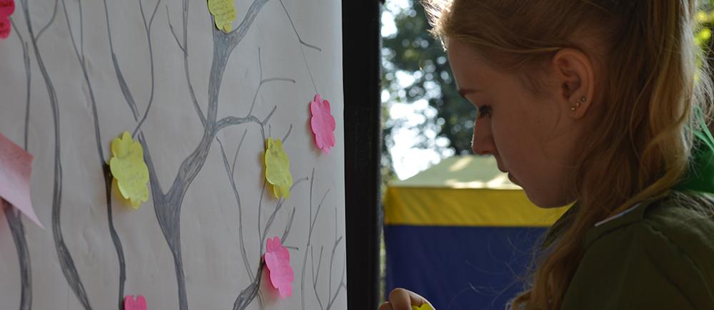 Arbre à idées en Ukraine