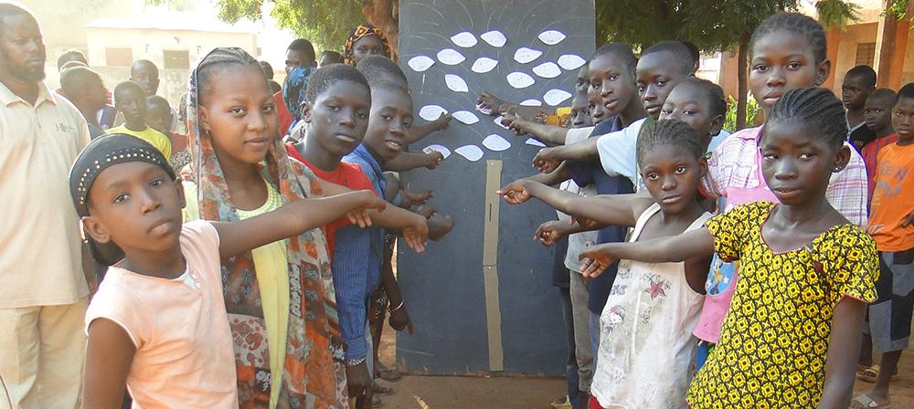 Arbre à idées au Mali