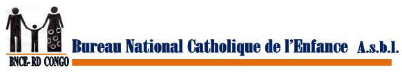 bureau national catholique de l 39 enfance rdc bnce rdc