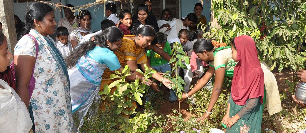 Favorecer el desarrollo de los niños para un medioambiente mejor