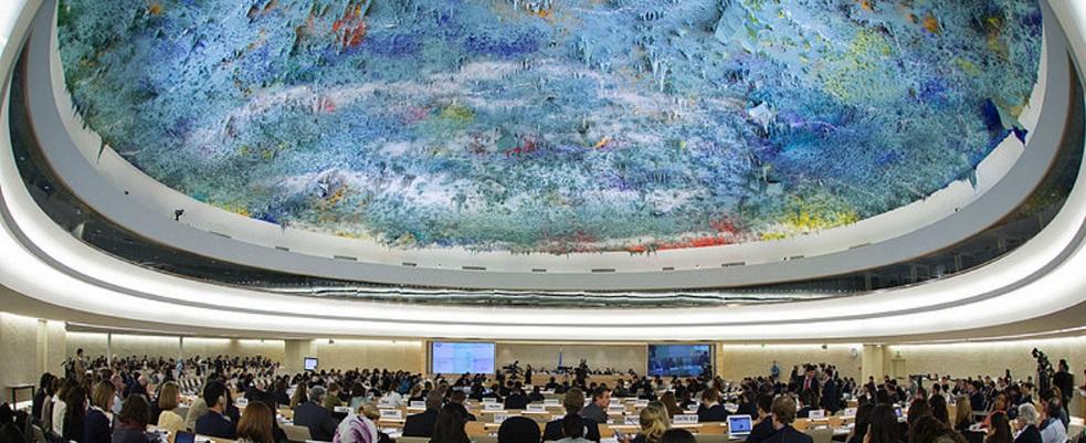31ª reunión del Consejo de Derechos Humanos de la ONU