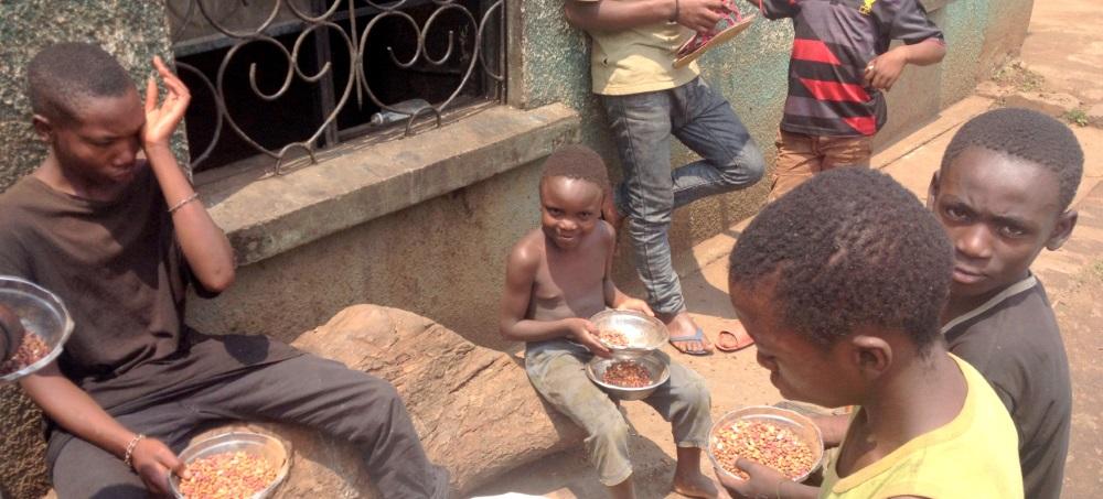 Les enfants des rues en République démocratique du Congo
