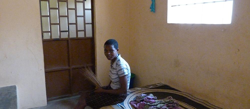 Una esperanza para los niños privados de libertad en Costa de Marfil