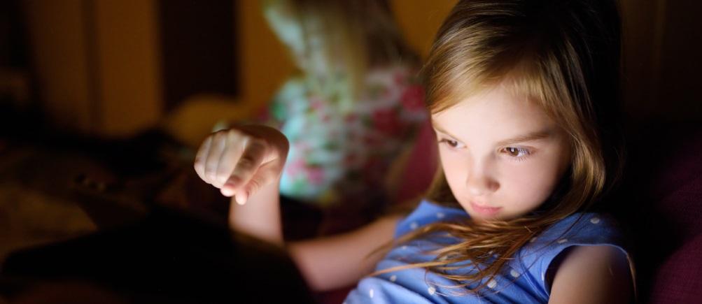 ¿Que protección de los niños frente a los riesgos de abuso en Internet?