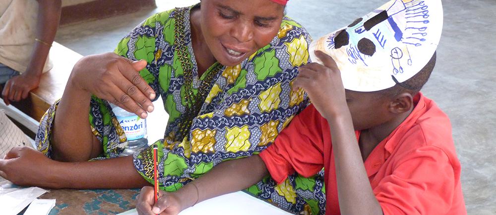 Fomentar la resiliencia de los niños de la calle en la RDC