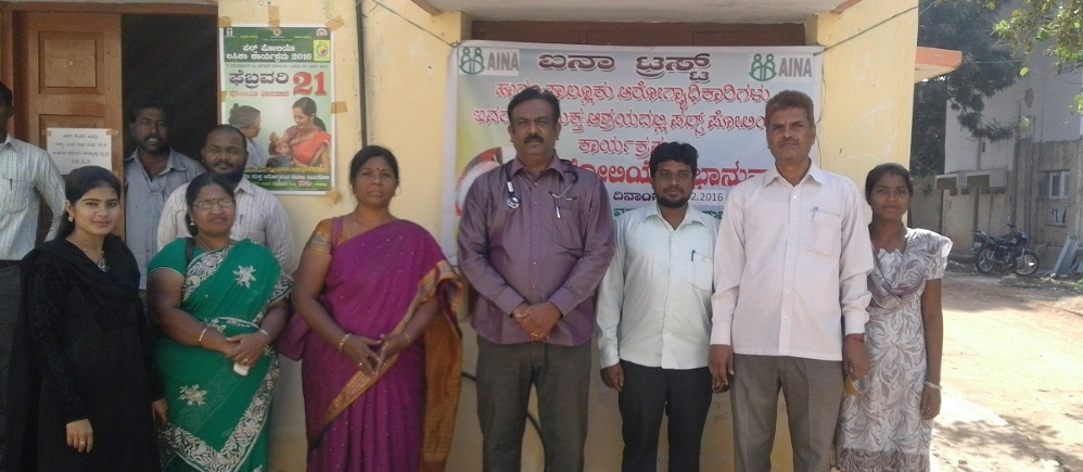 Vaccination Campaign against Polio in India