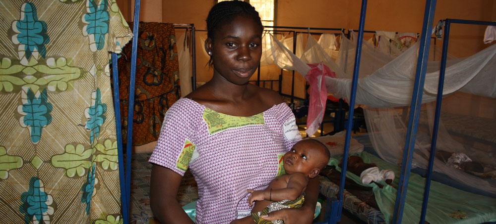 Enregistrement des naissances : un accès aux droits pour les enfants en Côte d'Ivoire