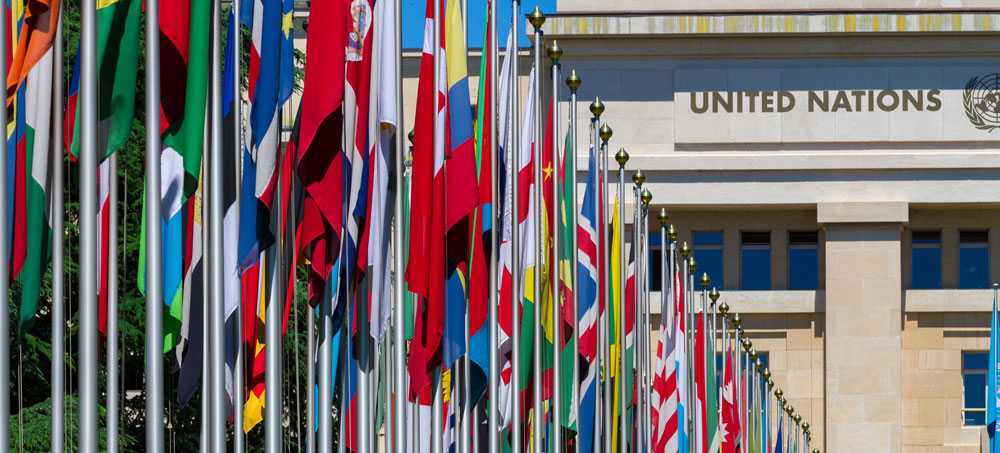 32ª sesión del Consejo de Derechos Humanos de las Naciones Unidas