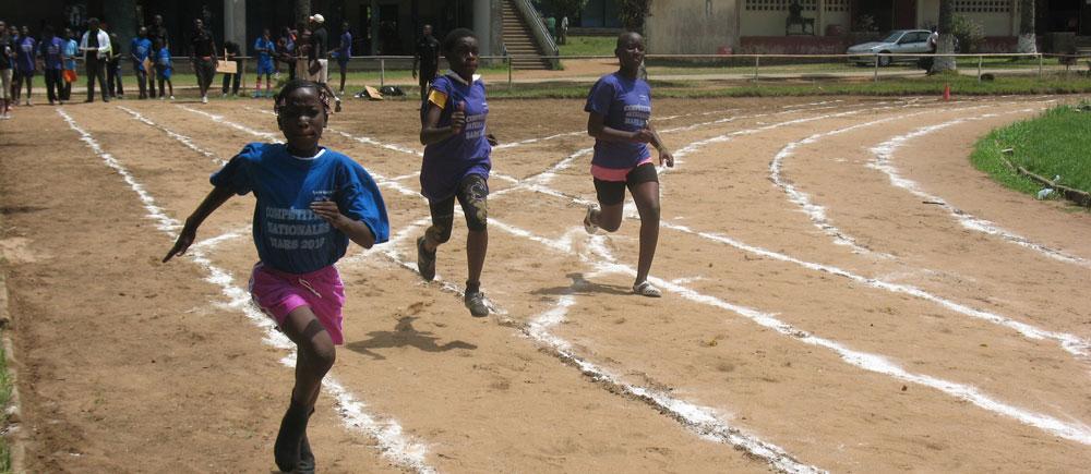 Special Olympics Côte d'Ivoire : de l'or pour les jeunes athlètes du CESEH