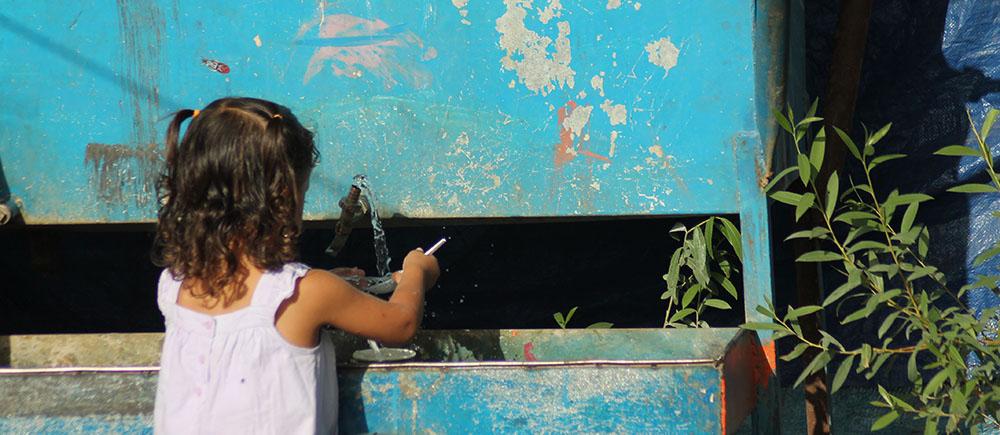 Aidons les enfants réfugiés au Liban à surmonter leurs traumatismes