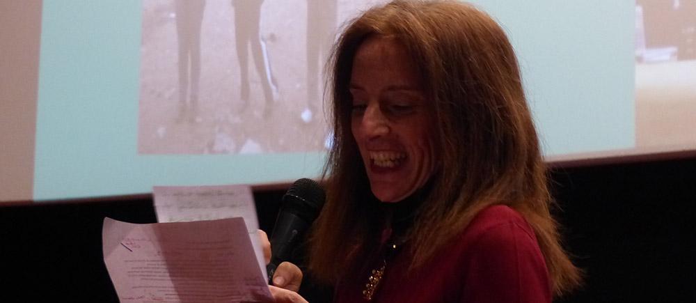 Alessandra Aula, Secrétaire générale du BICE©BICE