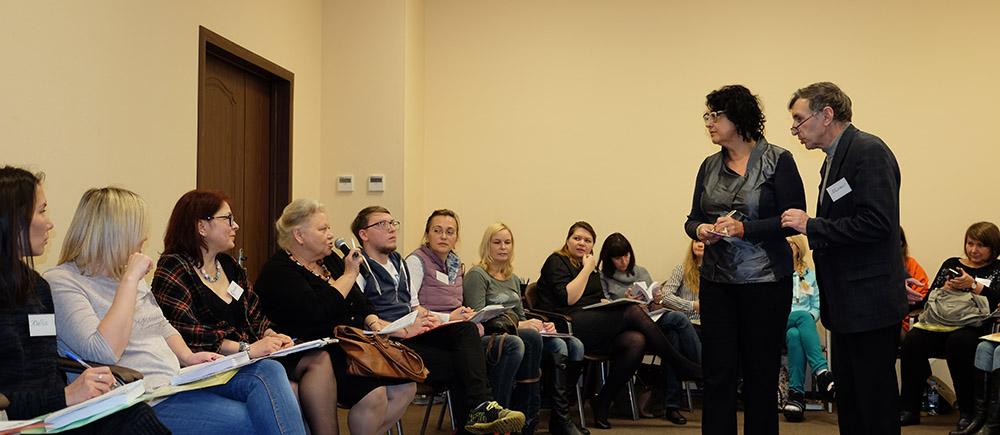 Former les professionnels pour mieux lutter contre l'abus sexuel en Russie