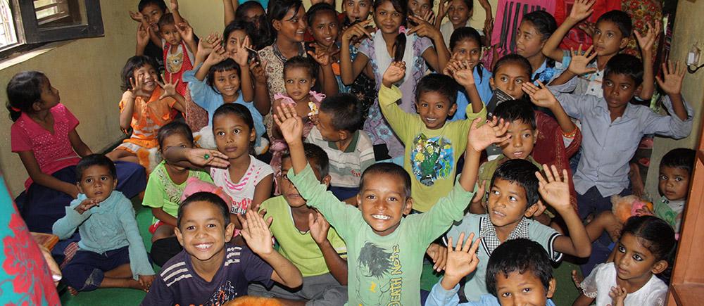 L'appel du Pape pour la protection des enfants