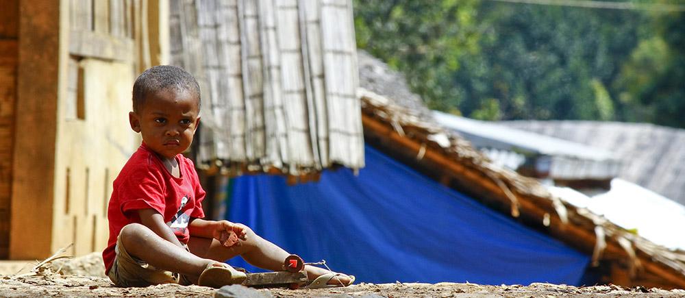 Les enfants, premières victimes de la traite des êtres humains