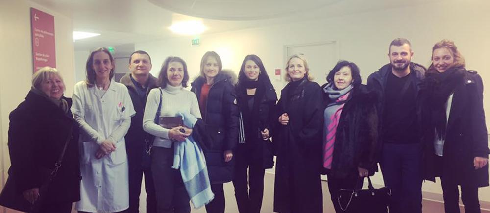 Vers la création d'une unité d'audition pour enfants victimes de maltraitance à Odessa