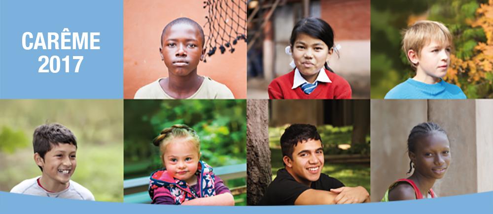 Carême 2017 : rejoignez des enfants dans leur histoire !