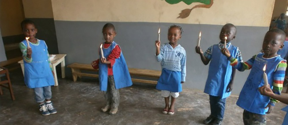Glimmers of peace and hope for the Universal Children's Day