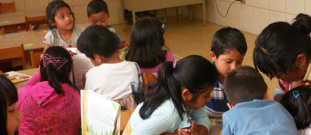 Education des jeunes en situation de vulnérabilité à Chinautla