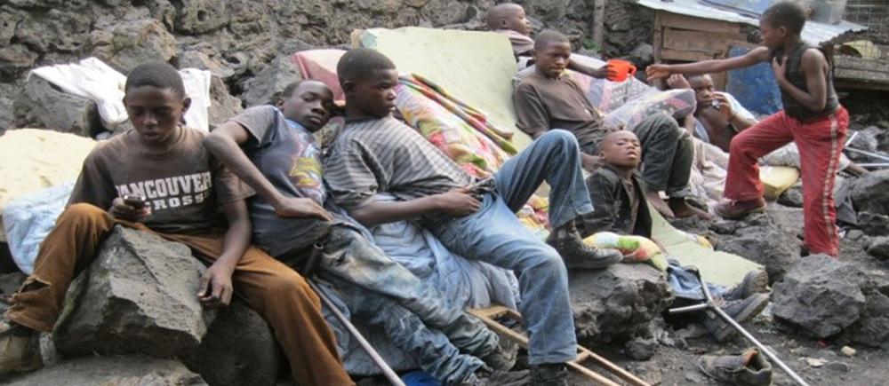 Réintégration des enfants soldats en République Démocratique du Congo