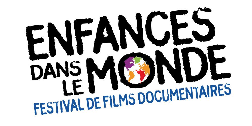 Logo du festival Enfances dans le monde
