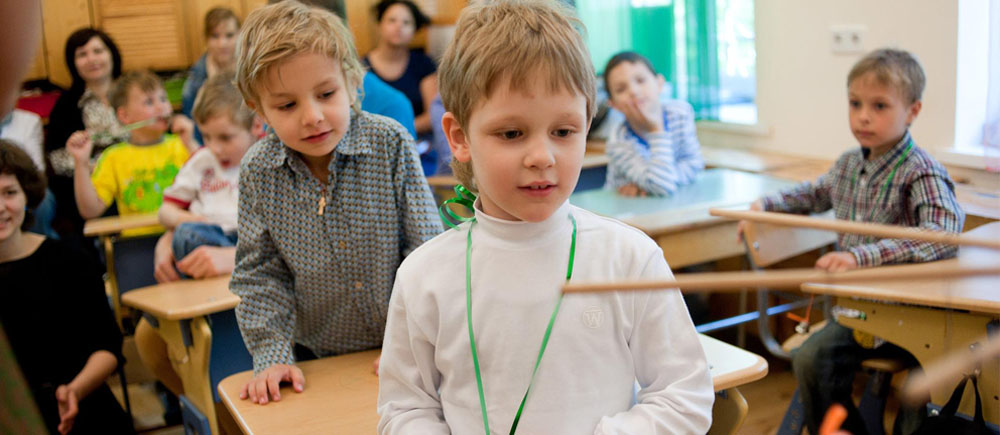Education inclusive pour les enfants en situation de handicap mental en Russie