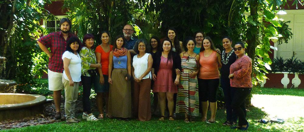 Une nouvelle formation aux ateliers Grain de sable en Amérique latine