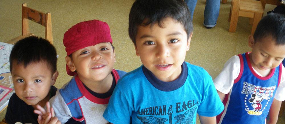 Rencontre avec Blanca Fuentes, coordinatrice du projet socio-éducatif de Chinautla