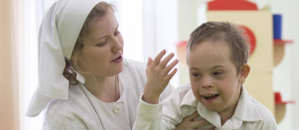 Le Centre de Pédagogie Curative, un projet en faveur des enfants en situation de handicap