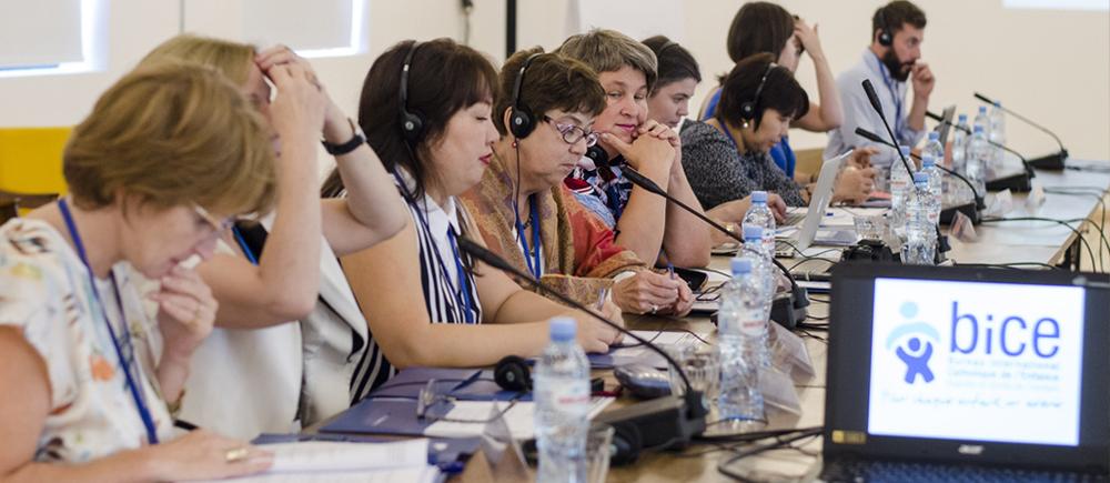 Séminaire abus sexuel à Tbilissi : l'exemple phare du plaidoyer en Géorgie