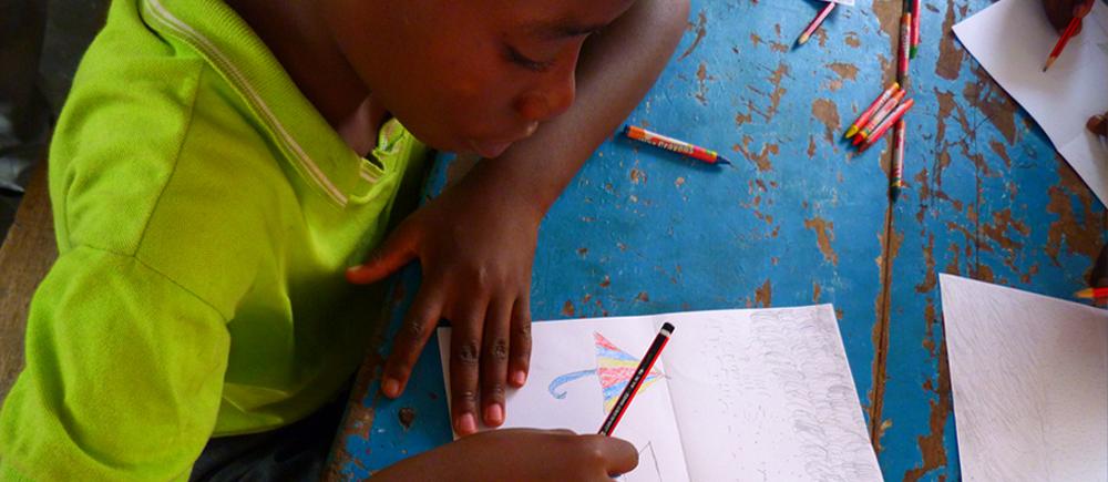 Tuteurs de résilience en RD Congo