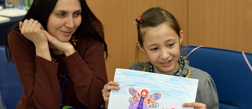 Tuteurs de résilience en Ukraine