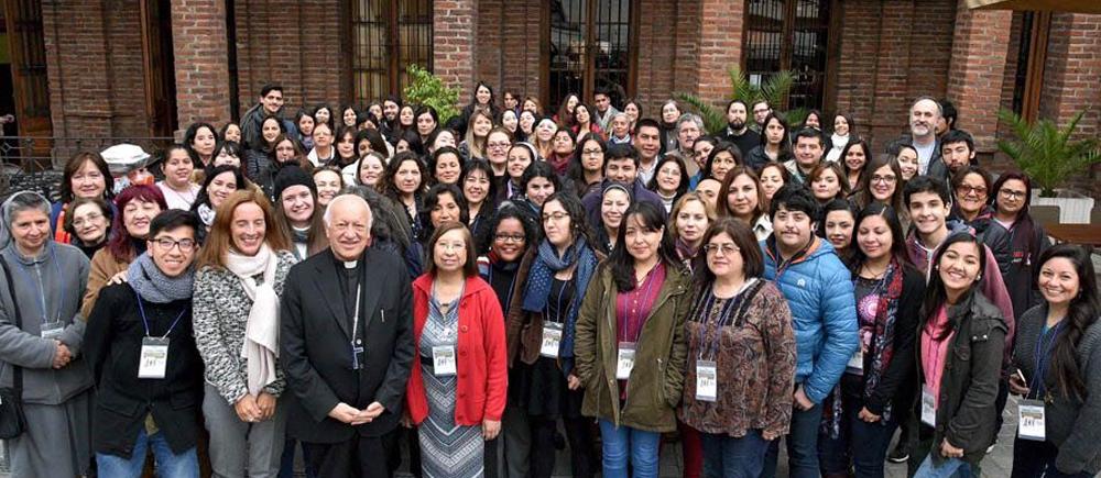 Seminario regional en Chile: ¿Cómo luchar contra el abuso sexual?