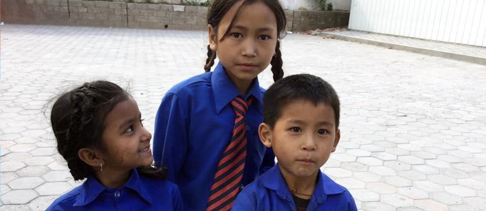 Soutien à l'éducation pour les enfants vulnérables au Népal