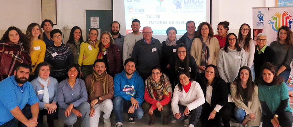 Des tuteurs de résilience pour les enfants migrants en Espagne